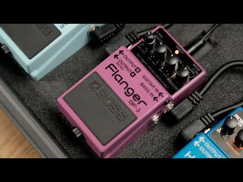 MusicRadar Basics: chorus, tremolo, phaser and flange guitar pedals
