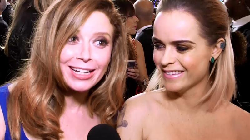 Natasha Lyonne Taryn Manning Talk Tinder Nude Selfies – OITNB