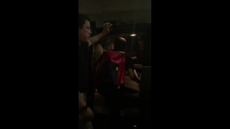 [FANCAM] 180720 After rehearsal for IS GOOD concert in Wuhan @ ZTao