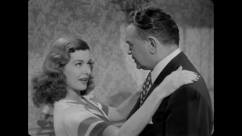 Улица греха / Scarlet Street / 1945. Режиссер: Фриц Ланг.