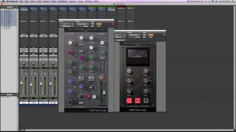 Mix Tutorial: Waves SSL G-Channel Strip Plugin