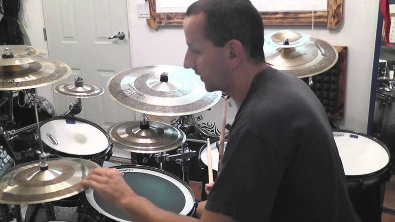 The Hi-Hat Master Moeller - Free Drum Lesson