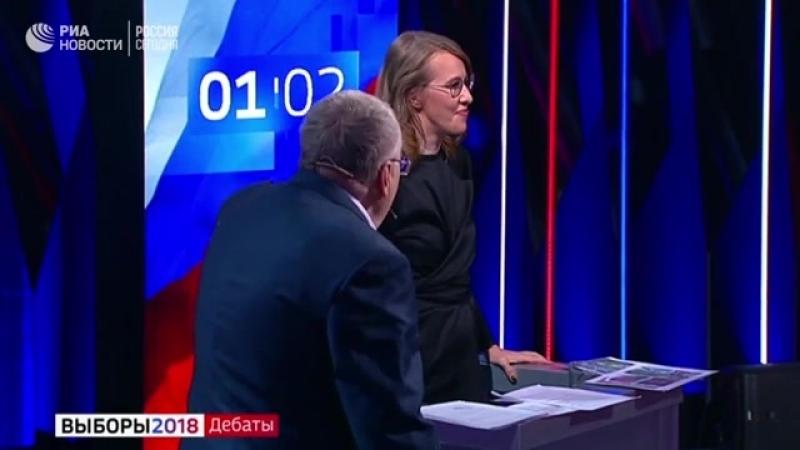 Debata Żyrynowski z Sobczak