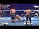 NEXTREAM Naoya Nomura, Yuma Aoyagi c vs. Atsushi Aoki, Hikaru Sato AJPW - Jun Akiyama Takao Omori 25th Anniversary