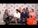 Интервью с М Найт Шьямаланом и актерами фильма СТЕКЛО Комик Кон 2018 в Сан Диего