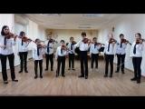 Галя Ансамбль Violin DoStar. А.Пахмутова Мелодия, А.Литвинов Вечное движение