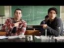 Забавный момент Скотт и Стайлз из сериала Волчонок Teen Wolf