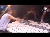 Как готовят уйгурские лепешки (нан) в Кашгаре