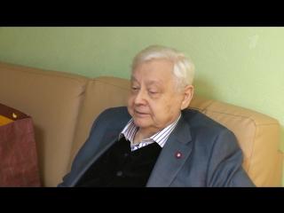 «День Олега Табакова наПервом канале». Доброе утро