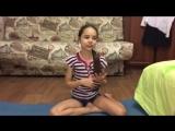SLs How to sit on a twine - Как сесть на шпагат
