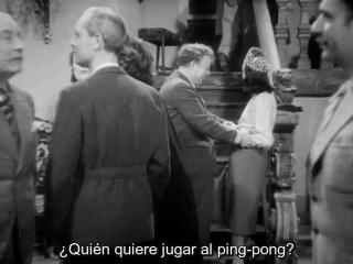 La Règle du jeu - La regla del juego (1939) Jean Renoir - subtitulada