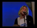 NIRVANA - Smells Like Teen Spirit (First time on TV)
