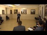 Отзыв Андрей Кичигин курс ораторского мастерства Антон Духовский ORATORIS
