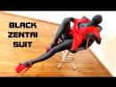 Black Zentai Suit
