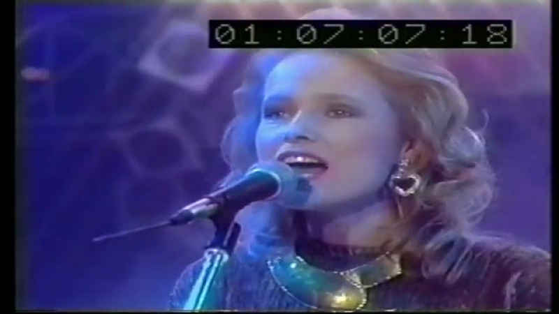 Anita Hegerland - The time has come (1987)