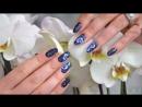Потрясающий нейл-арт. Видео-урок рисунка на ногтях