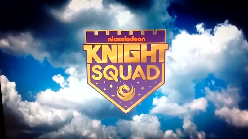 KNIGHT SQUAD opening Theme song new Nickelodeon TV show series SE1 EP2