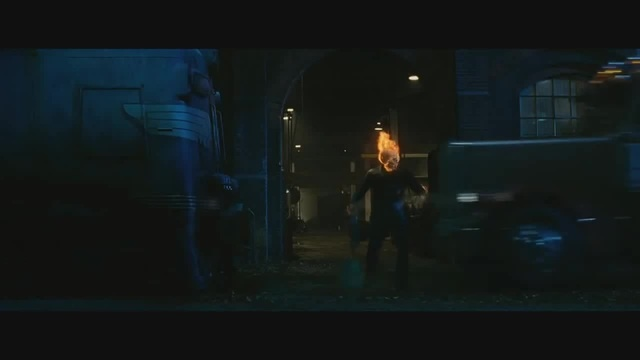 Призрачный гонщик (Skillet - monster)