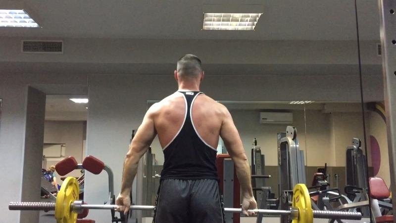 Упражнения с тяжелой атлетики