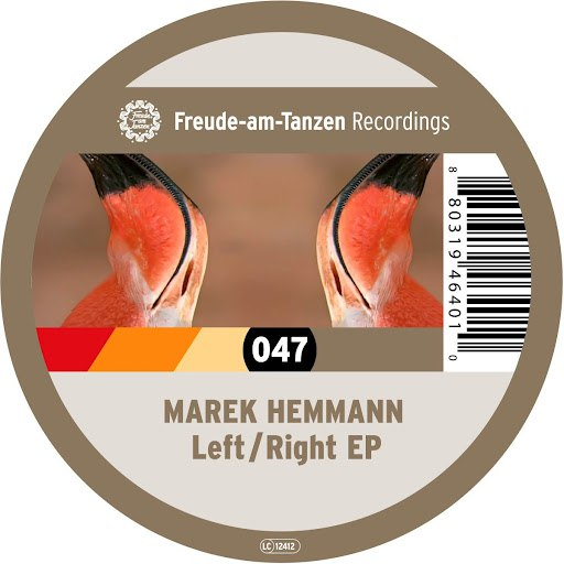 Marek Hemmann альбом Left / Right EP