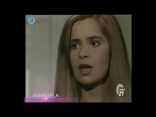 🎭 Сериал Мануэла 226 серия 1991 год Гресия Кольминарес Хорхе Мартинес