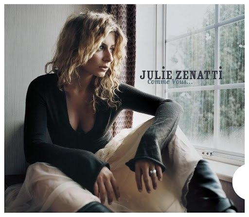 Julie Zenatti альбом Comme vous...