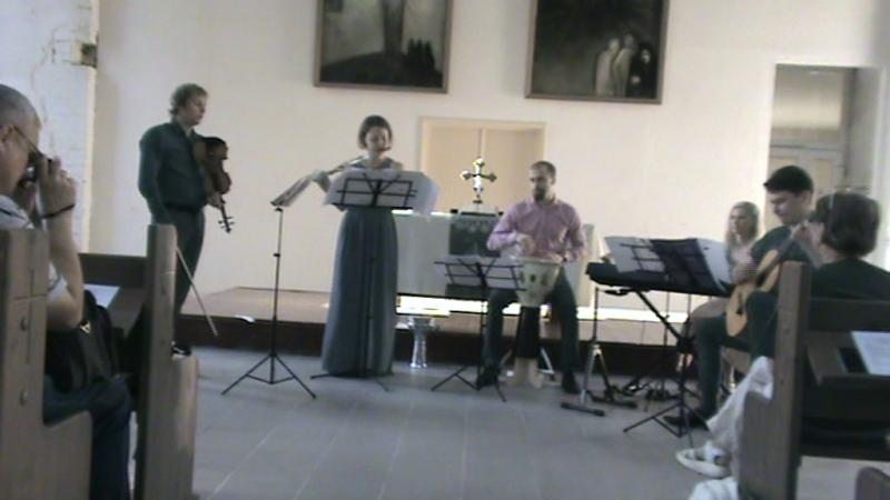 Celtic Project Вальтер фон дер Фогельвейде Палестинская песня