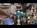 LEGO Boost Creative Toolbox Robot Kit, First Look CES 2017