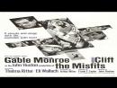 1961 John Huston The Misfits -Clark Gable, Montgomery Clift Marylin Monroe ITA