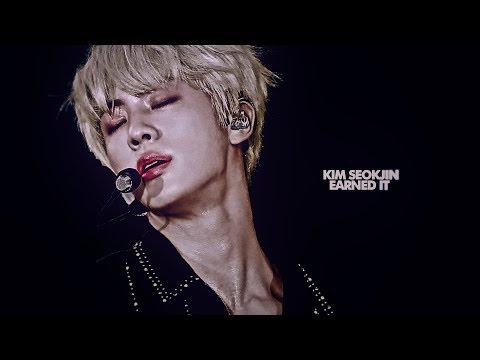 Seokjin ♡ Earned It