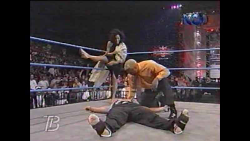 Титаны реслинга WCW Nitro October 23 2000