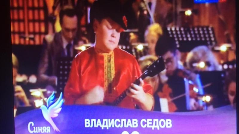 Kalinka Vladislav Sedov balalayka Калинка Владислав Седов