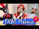 ● NEW! The Best FNAF Makeup Cosplay | Lefty, Chica, Mangle And Many More |