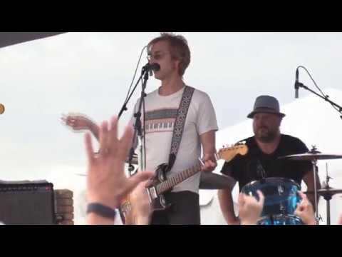 Mudhoney Sub Pop SPF30 Alki Beach Seattle Wa 8 11 18 Live Canon HFG40 Rode Video Pro Stereo Mic