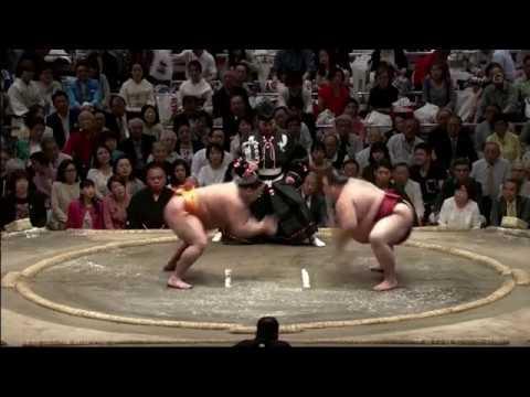 Sumo -Natsu Basho 2018 Final Day , May 27th -大相撲夏場所2018年 千秋楽