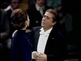 Мария Каллас и Джузеппе Ди Стефано 1973
