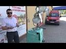 Промо видео обзора на осветительную мачту