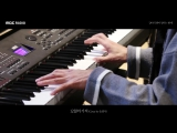 171210 Song Kwang Sik - 12월의 기적/Miracles in December (Piano cover) @ MBC Radio
