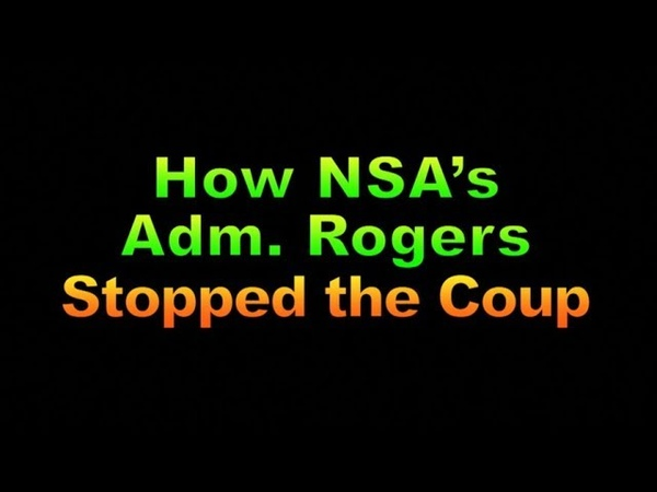 1966, How NSA's Adm Rogers Stopped the Coup, 1966