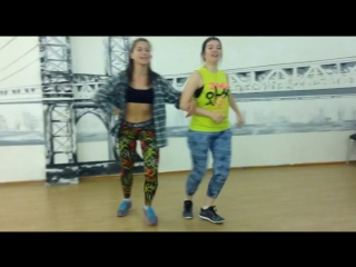 Zumba fitness | salsa - por amor con amor se paga