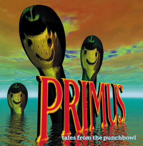 Primus альбом Tales From The Punchbowl