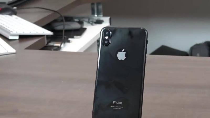 Копия iphone X обзор, распаковка (1)
