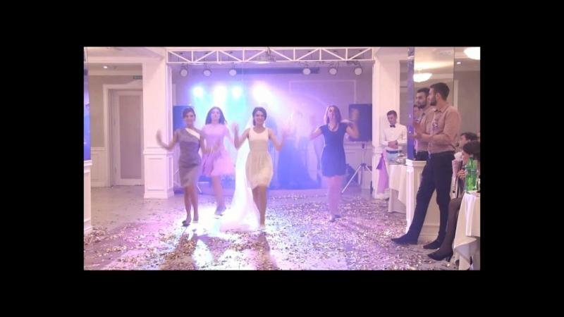 Танец невесты и подружек)