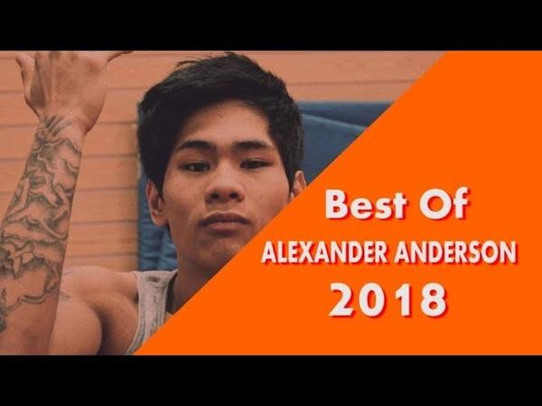 Best Of Tricking _ Alexander Anderson 2018