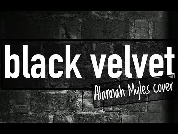 Кавер-группа PANDORA. Black Velvet - Alannah Myles Cover. Живой звук