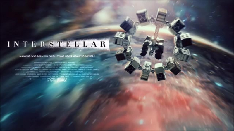 Interstellar Soundtrack - No Time For Caution