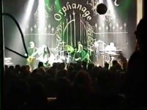 Within Temptation - Blooded - Live 1998 w/ drummer Richard van Leeuwen
