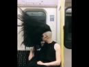 Une créature du métro