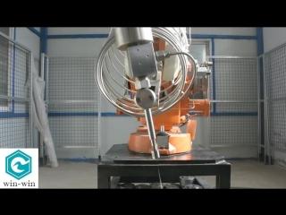 waterjet robot