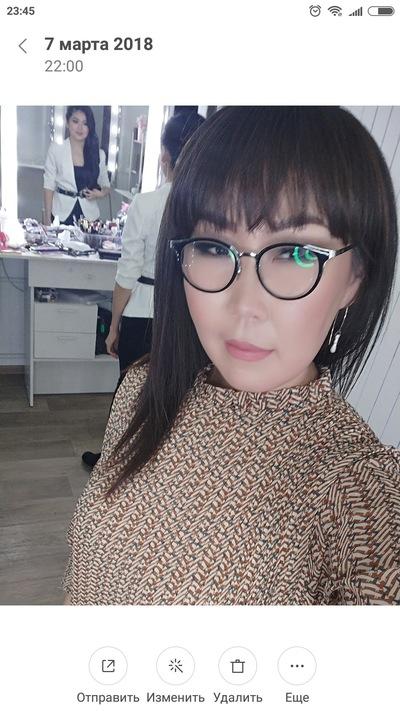 Женя Доржиева
